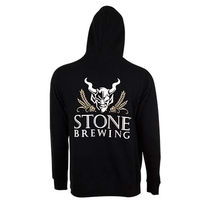 Sweat shirt Stone Brewing Company pour homme