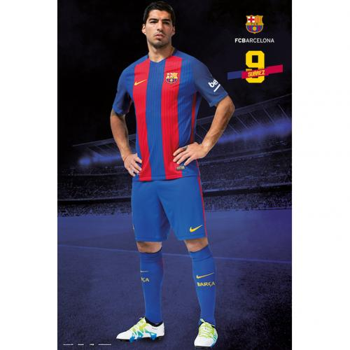 Poster FC Barcelone 238400