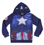 Sweat shirt Captain America  238491