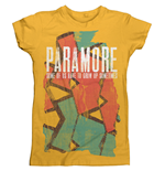 T-shirt Paramore - Sometimes Pattern