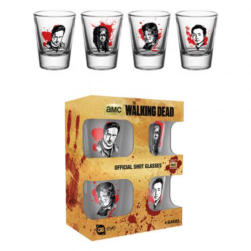 Verre The Walking Dead 238666