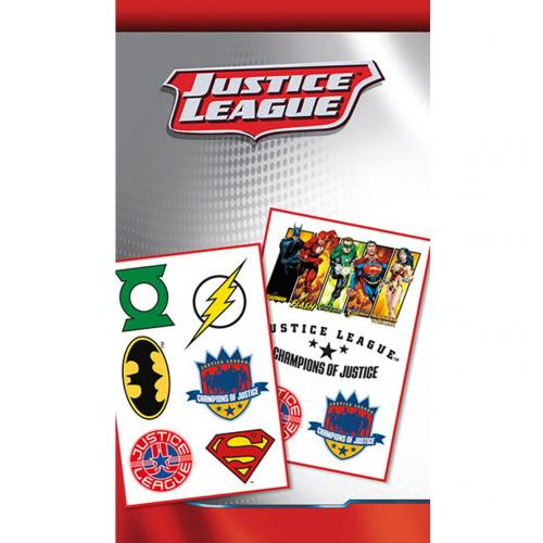 Tatouage Superheroes DC Comics 238691