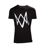 T-shirt Watch Dogs 2 - Logo