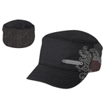 Casquette Unearth - Print and Patch