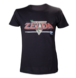 T-shirt The Legend of Zelda - Zelda Rétro