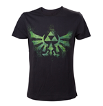T-shirt The Legend of Zelda - Logo Triforce
