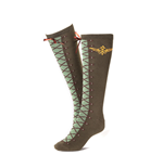 Chaussettes The Legend of Zelda - Motifs Lacets