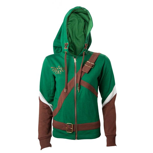 Veste à Capuche The Legend of Zelda - Link Cosplay