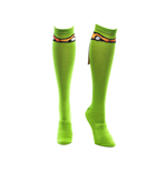 Chaussettes Tortues Ninja - Mike Mask