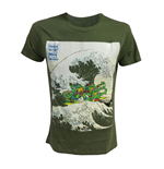 T-shirt Tortues Ninja - Surfing