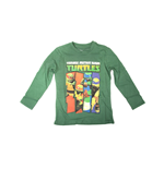 T-shirt Tortues Ninja - Heroes