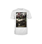 T-shirt Nintendo - Bowser Badguy of the Year