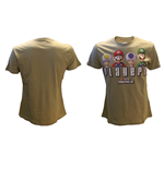 T-shirt Nintendo - Players Khaki