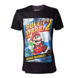 T-shirt Super Mario Bros 2