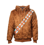Sweat à Capuche Star Wars - Chewbacca Réversible
