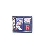 Portefeuille Double Volet Pokémon - Team Rocket