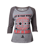 T-shirt Manches Courtes PlayStation