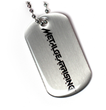 Dog Tag Metal Gear 239497