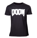 T-shirt Doom - Next Gen Logo