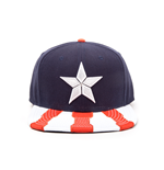 Casquette de baseball Captain America: Civil War 239864