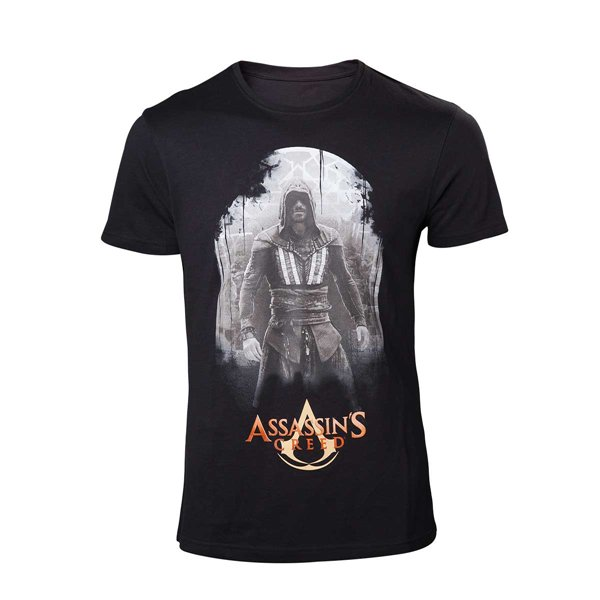 T-shirt Manches Courtes Assassins Creed