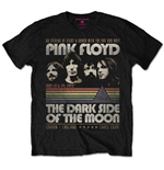 T-shirt Pink Floyd - Vintage Stripes