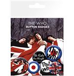 Badge The Who  240366