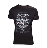 T-shirt Manches Courtes God Of War