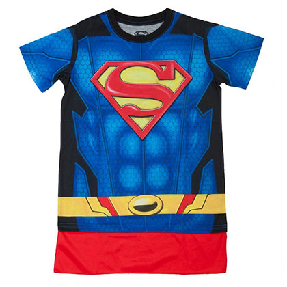 T-shirt Superman - Costume (Enfants)