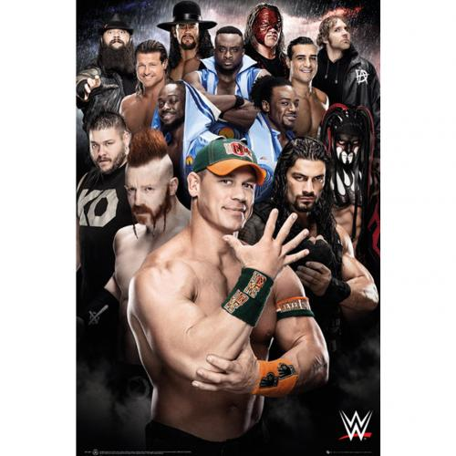 Poster WWE - Superstars