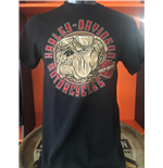 T-shirt Harley Davidson - Doggie Dog