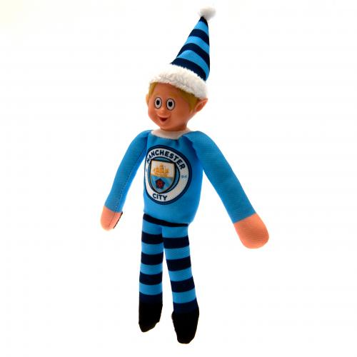 Décoration de Noël Manchester City FC 240636