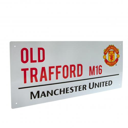 Plaquette Manchester United FC 240637