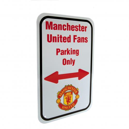 Plaquette Manchester United FC 240639