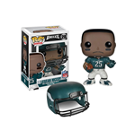 NFL POP! Football Vinyl Figurine LeSean McCoy (Eagles) 9 cm