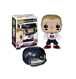 NFL POP! Football Vinyl Figurine J.J. Watt (Houston Texans) 9 cm