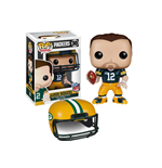 NFL POP! Football Vinyl Figurine Aaron Rodgers (Packers) 9 cm