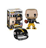 NFL POP! Football Vinyl Figurine Ben Roethlisberger (Steelers) 9 cm