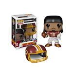 NFL POP! Football Vinyl Figurine Robert Griffin III (Redskins) 9 cm