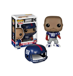 NFL POP! Football Vinyl Figurine Victor Cruz (Giants) 9 cm