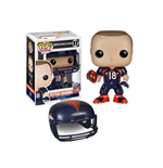 NFL POP! Football Vinyl Figurine Peyton Manning (Denver Broncos) 9 cm