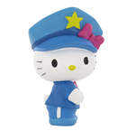 Hello Kitty mini figurine Hello Kitty Police 6 cm