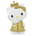 Hello Kitty mini figurine Hello Kitty Gold 6 cm