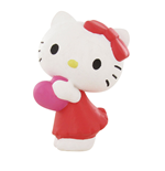 Hello Kitty mini figurine Hello Kitty Heart 6 cm