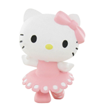 Hello Kitty mini figurine Hello Kitty Dancer 6 cm