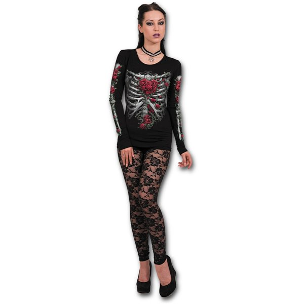 Maillot manches longues Spiral 240817