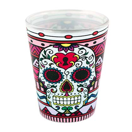 Tasse de voyage Day Of The Dead