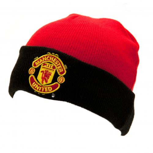 Bonnet Manchester United FC (Enfants)