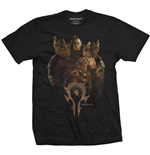 T-shirt World of Warcraft pour homme - Design: Blackhand Compilation