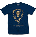 T-shirt World of Warcraft: The Alliance